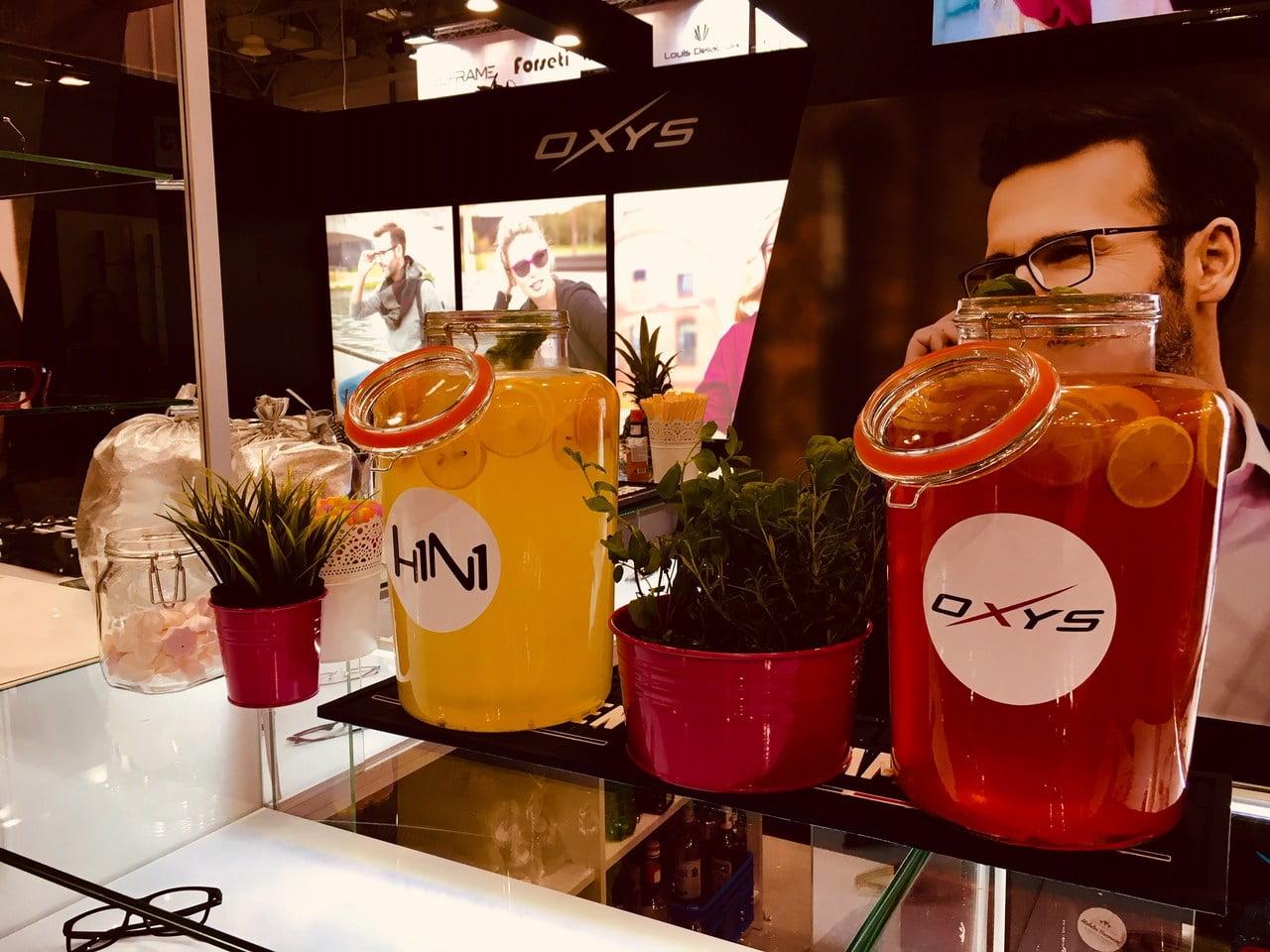bar lemoniadowy na targi i konferecje